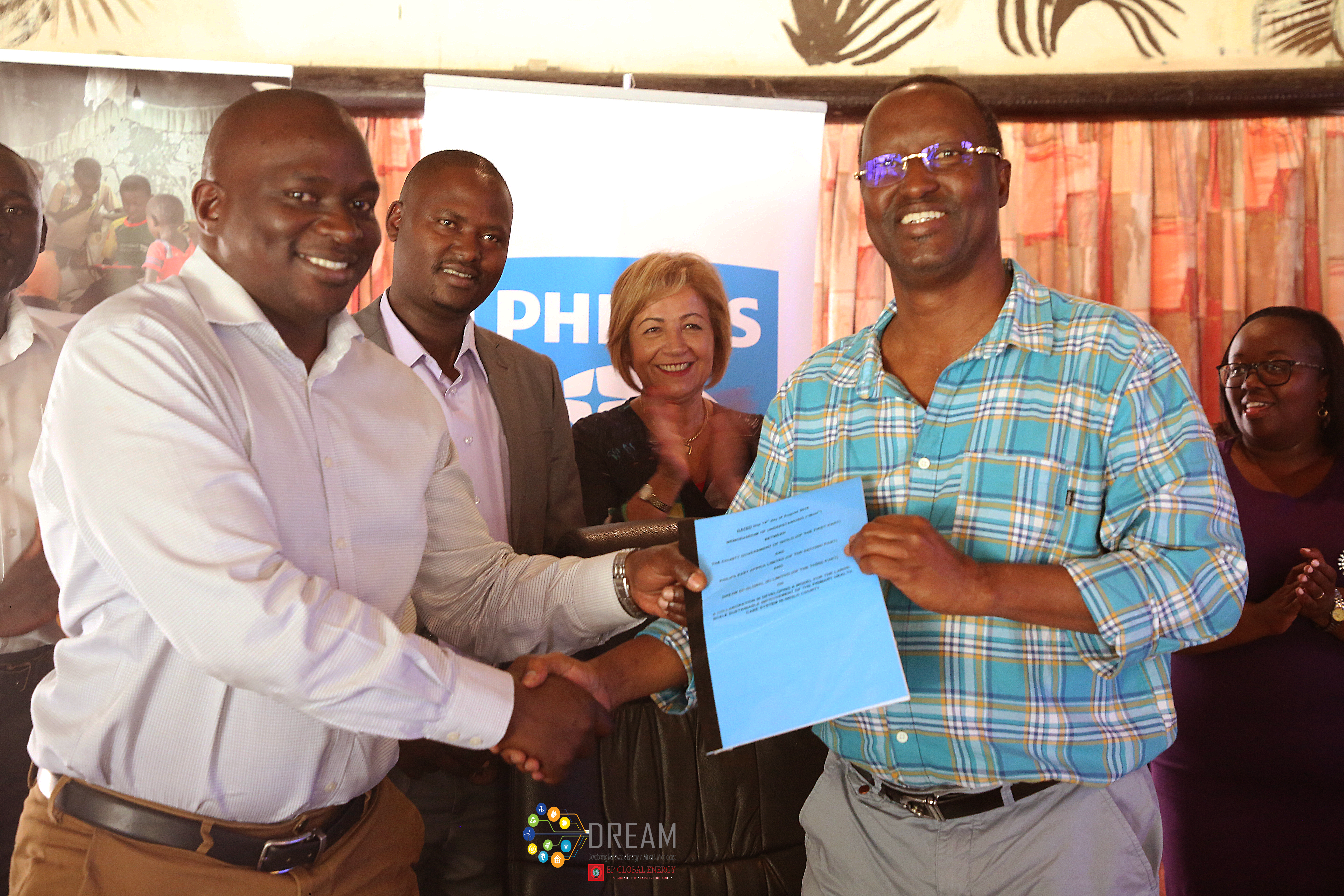 A STEP TOWARDS IMPROVING PRIMARY HEALTHCARE IN ISIOLO COUNTY